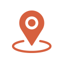 icone pointeur localisation