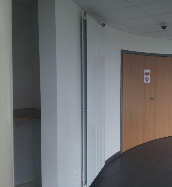 Pose de plaque de plâtre Halle Technologique Laval