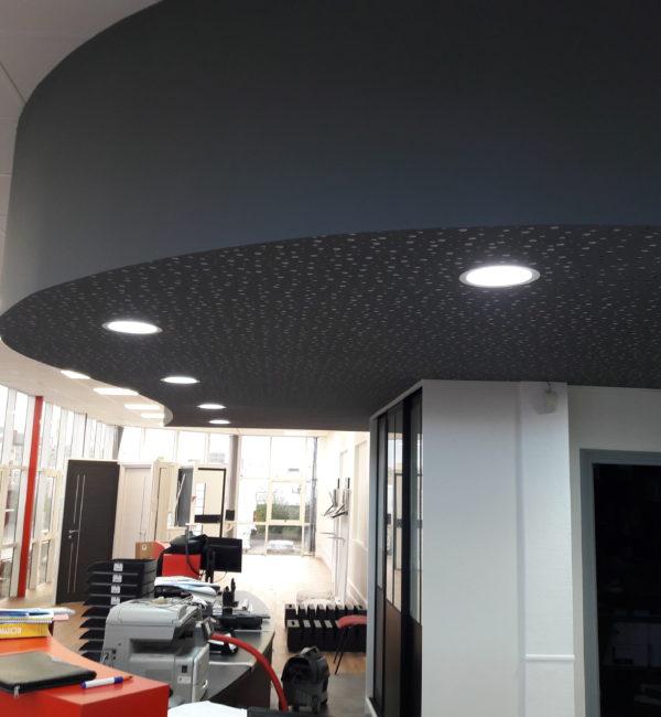 faux plafonds plafitech Tanguy Matériaux