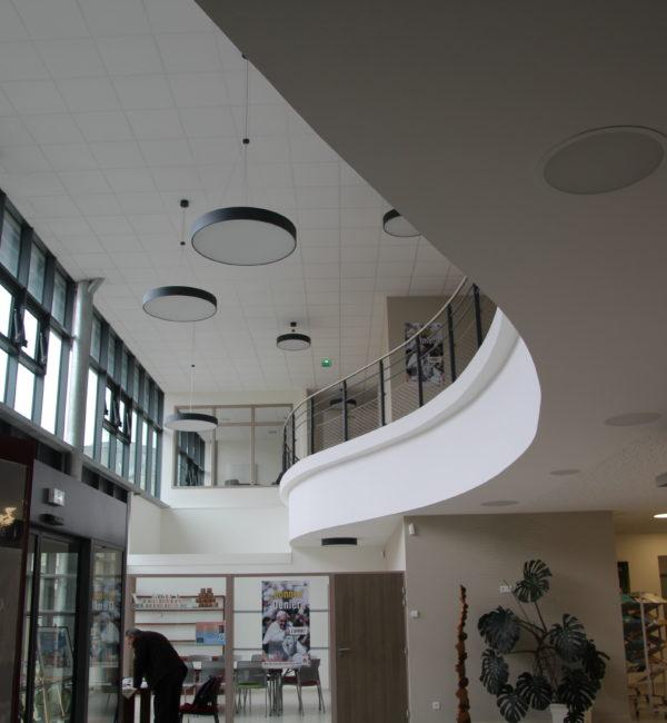 faux plafonds plafitech Diocèse